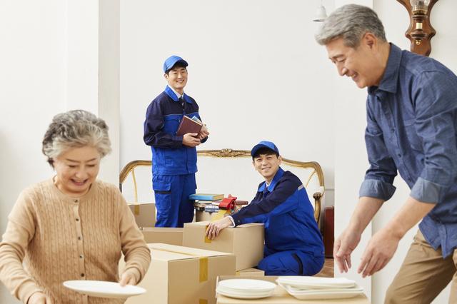 家財整理業者のイメージ